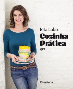 Capa do livro Cozinha Prática