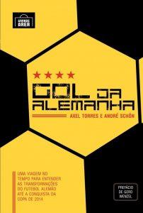 Capa do livro Gol da Alemanha