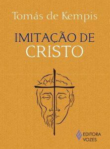 Capa do livro Imitação de Cristo