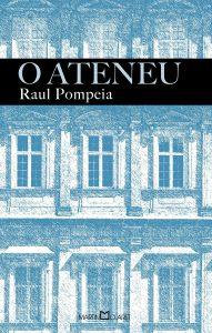Capa do livro O Ateneu