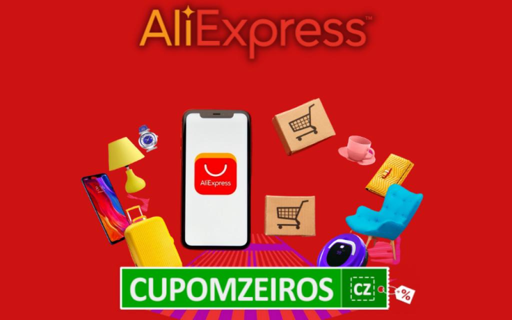 Imagem como usar código promocional aliexpress