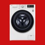 Oferta Dufrio: Lavadora de Roupas LG Smart VC4 11kg Branca