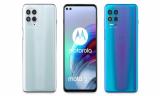Dois smartphones da série G da Motorola serão lançados na Índia