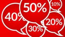 Descontos Nike em produtos masculinos, até 50% OFF