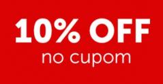 Cupom de desconto Carrefour 10% OFF