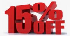 Cupom primeira compra Etna 15%
