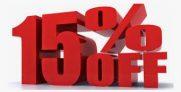 Cupom Submarino 15% OFF