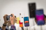 iPhone lidera ranking dos mais vendidos em 2020