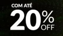 Acessórios na ShoeXpress até 20% OFF