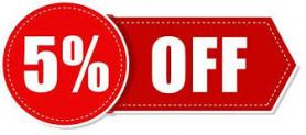 Código promocional Ponto Frio 5% OFF