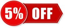 Poupe até 5% OFF na L3 Store, Confira!