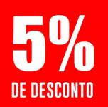 Ganhe na Bionatus 5% OFF