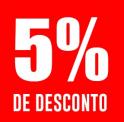 Cupom Submarino 5% de desconto