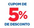 Cupom de desconto Electrolux 5% OFF