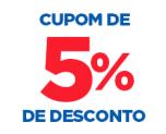 5% de Desconto Primeira Compra na Avon Store