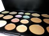 Como usar cada cor dos corretivos coloridos