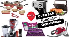 Cupom Extra Utilidades domésticas 5% de desconto