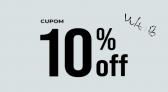 Cupom Vult ganhe extra 10% de desconto