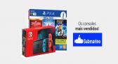 Cupom Submarino Games com 40% de desconto