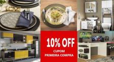 Cupom primeira compra Camicado 10% OFF