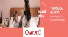 Descontos Camicado Dia das Mães até 60% OFF