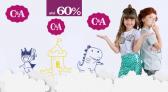 Top descontos em Moda Infantil C&A: até 60% OFF