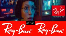 Cupom eÓtica RayBan 20% de desconto