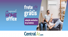 Especial Home Office Central Ar com Frete Grátis