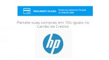 Facilidade HP, parcele até 10X Sem Juros