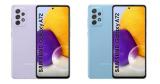 Samsung Galaxy A72 dá um passo mais perto do lançamento, pois obtém nova certificação