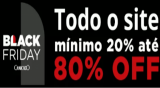Black Friday Camicado com até 80% OFF