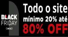 Black Friday Camicado com até 80% OFF