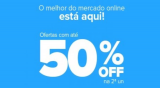 Descontos Carrefour: 50% OFF na segunda unidade