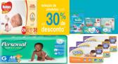 Descontos Carrefour em fraldas: com até 30%