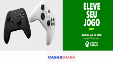 Descontos Casas Bahia em Games até 50% OFF