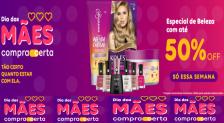 Descontos Compra Certa até 50% OFF em produtos de beleza