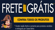 Frete Grátis Casas Bahia 2021