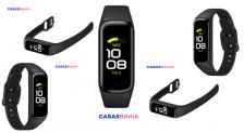 Desconto Casas Bahia Galaxy Fit2 Samsung com 47% OFF