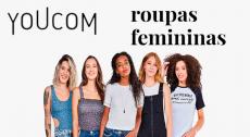 Descontos em Produtos Feminino na YouCom: até 75% OFF