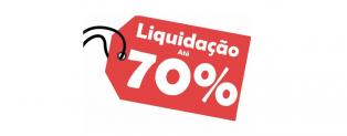 Liquidação Casas Bahia até 70% de desconto