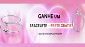 Compre e Ganhe na Pandora um lindo Bracelete