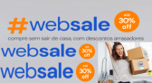 SALE WebContinental até 30% OFF