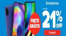 Descontos Carrefour em Celular e Smartphone: até 21% OFF