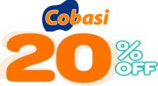 Cupom Cobasi 20% de desconto