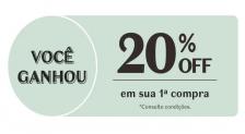 Cupom primeira compra O Boticário 20% de desconto