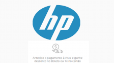Descontos HP 10% OFF