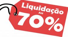 Liquida eÓtica até 70% de desconto