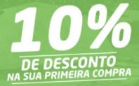 Cupom Marisa primeira compra 10% OFF