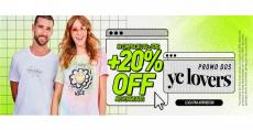 Promoção YouCom: até 20% de desconto