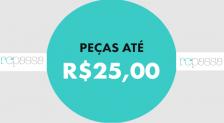 Produtos na Repassa por até R$25